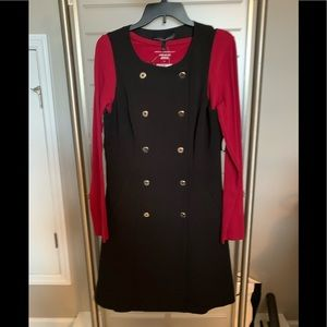 Whitehouse Blackmarket Knit Dress
